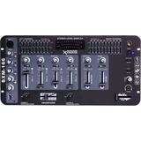 Mixer Dj Sound Xtreme Sxm 166 Consola Mezclador 4ch Rack 19
