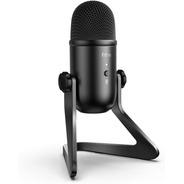 Microfone Condensador Cardióide Fifine K678 Usb Preto