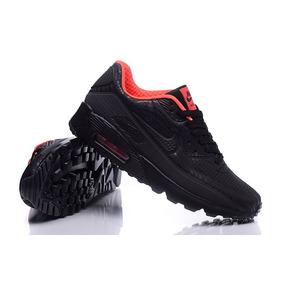 Zapatillas Nike Air Max 90 Ultra Negras + Envio Gratis
