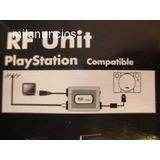 Playstation Cable Video Televisor Rf Nuevo Ganga!psone
