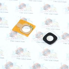 Cristal Lente De Camara Huawei G7 Nuevo Original Negro