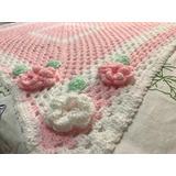 Mantas Mantillas Para Bebes Tejidas Artesanalmente Crochet