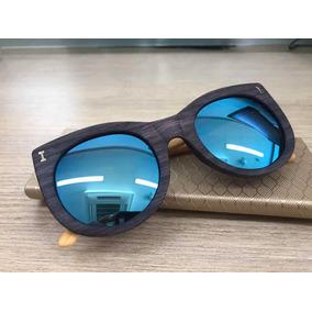 c231a8ae4cc63 Oculos Feminino Espelhado Illesteva - Óculos no Mercado Livre Brasil