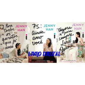 Trilogia Livros Para Todos Os Garotos Que Ja Amei - 03 Vols