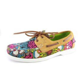 Zapatos Nauticos Mocasines Peskdores Fruitpunch P Fp00032