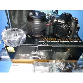 Nikon D7200 Kit 18-140