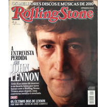 Rolling Stone A Entrevista Perdida De John Lennon Jan