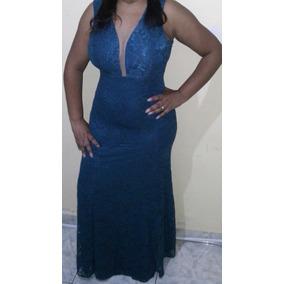 Vestido De Madrinha De Casamento Semi-novo