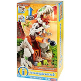 Imaginext Fisher Price Ultra T Rex Gigante Dinosaurio Intera