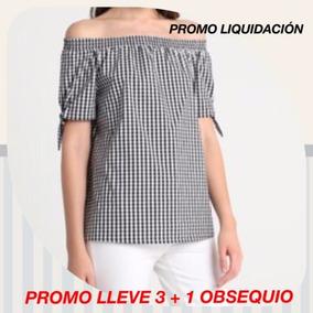 Promo Blusas Importadas Off Shoulder Camisas Rf Zara