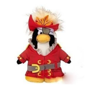 Juguete Disney Club Penguin 6.5 Pulgadas De La Serie 14 K1