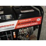 Planta Electrica Domopower 46-g2500dfx(a) Diesel.( Nueva)