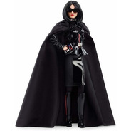 Boneca Barbie Collector Star Wars Darth Vader X Nova 2020