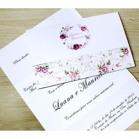 Convite De Casamento - Super Promoção