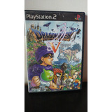 Ps2 Playstation Dragon Quest V Rpg Videojuego Japones Anime