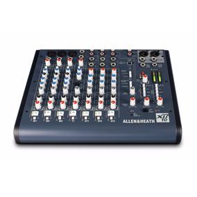 Consola Radio Allen And Heath Xb10 3 Canales Expocompra