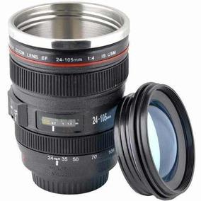 Copo Termico De Lente Maquina Fotografica Canon 24-105mm!!