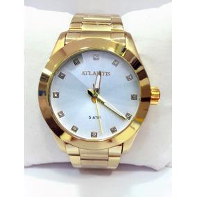 2a989330b5b Relógio G-unit Diamantes Bling Bling - Relógios De Pulso no Mercado ...