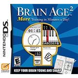 Juego Para Nintendo Ds Brain Age Original, Somos Tienda!!