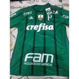 Palmeiras Camisa adidas 2017