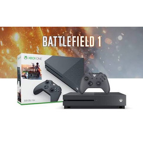 Xbox One 500gb Color Negro Battlefield1