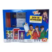 Box De Atividades Detetives Do Prédio Azul D.p.a Copag