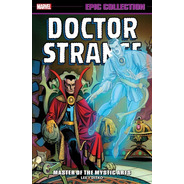 Doctor Strange Epic Collection 1 Marvel Comics - Robot Negro