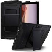 Funda Spigen Tough Armor Pro Para Surface Pro 7/6 Negro