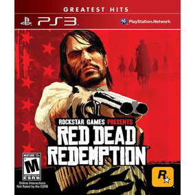 Jogo Red Dead Redemption Para Playstation 3 Ps3