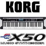 Sonidos Editados Para Korg X50