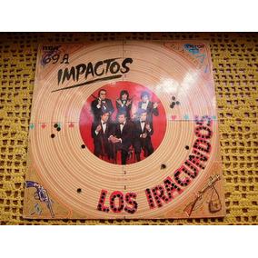Los Iracundos / Impactos - Lp De Vinilo Promo