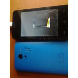Telefono Plum Z305 Mica Tactil Dañada Operativo 100%
