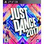 Just Dance 2017 Nuevo Fisico Ps3 Dakmor Canje/venta