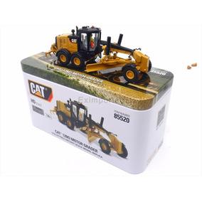 12m3 Caterpillar Motoconformadora Metalica A Escala Ho 1:87