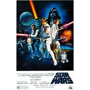 Impresión Foto - Poster Star Wars 60 X 90 Cm