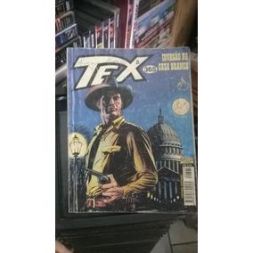 Tex 365 Invasão Na Casa Branca Mythos Editora Tipo: Seminov