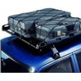 Malla Para Carro, Asegurar Carga Multiusos Negra, Gris 401