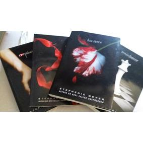 Coleção Do Livro Crepuscolo