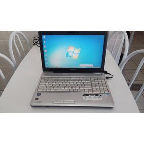 Toshiba Intel Core 2 Duo 2.2ghz ,3g Ram ,hd160 ,tela 15,6