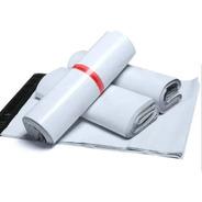 Pack 100 Sobre Bolsas Plásticas Courier Autoadhesivo 20x34cm