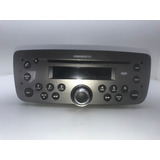 Radio Cd Fiat Connect Palio Idea Grand Siena Com Cod