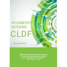 Regimento Interno Cldf Em 3 Semanas