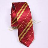 Corbata Gryffindor Imitación Seda Harry Potter Hp Hogwarts