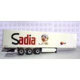 Baú Refrigerado Thermoking (3 Eixos) Custom Sadia Wsi 03-110