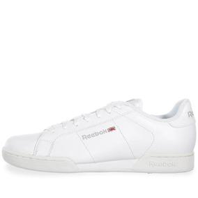 Tenis Reebok Npc Ii - 5258 - Blanco - Hombre