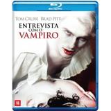 Blu-ray Entrevista Com O Vampiro