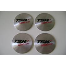 Jogo Emblemas Tsw De 51mm, 55mm, 58mm.