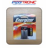 Bateria 9v Alcalina Energizer