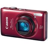 Canon Powershot Elph 510 Hs 12.1 Mp Cmos Cámara Digital W5