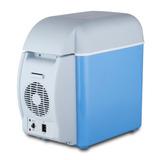 Mini Refrigerador E Aquecedor Portátil Oem 7.5l Carro 12vots